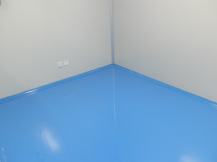 Clean Room Floor Gmpmax